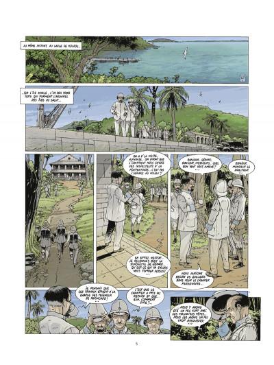 Page 3 belem tome 3 - le yacht du bagne
