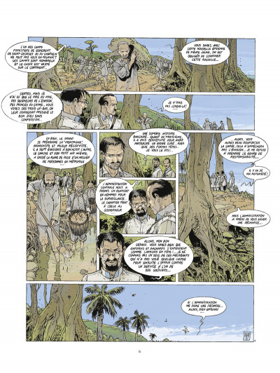 Page 4 belem tome 3 - le yacht du bagne