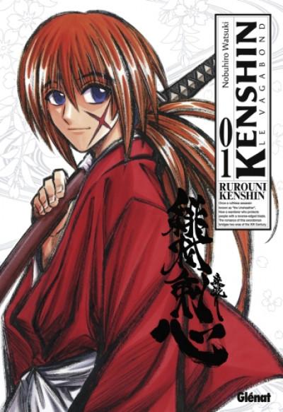 image de kenshin le vagabond - perfect edition tome 1