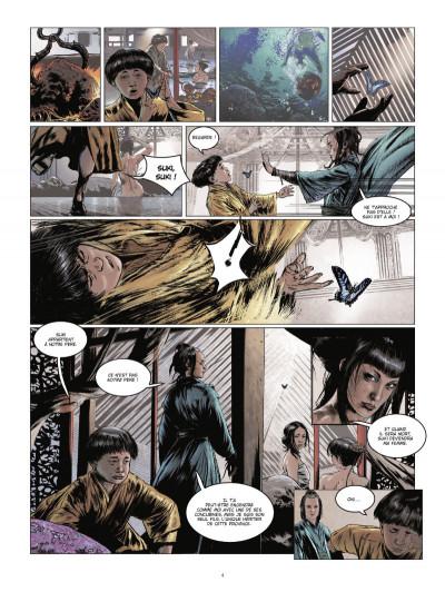 Page 2 La voie du sabre tome 1