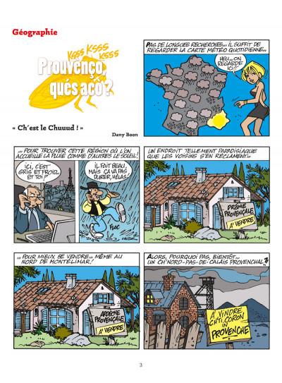 Page 1 la vérité sur la provence