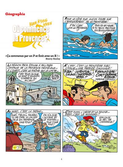 Page 2 la vérité sur la provence