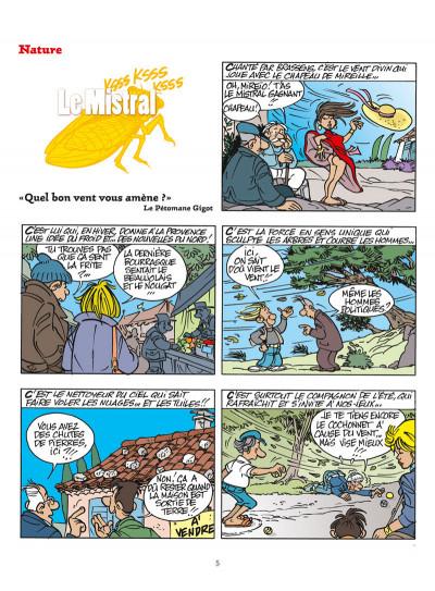 Page 3 la vérité sur la provence