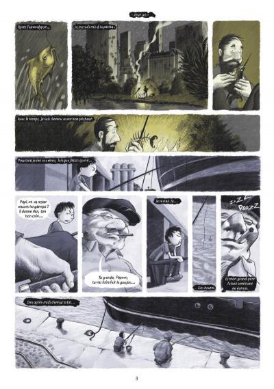 Page 1 entre les ombres