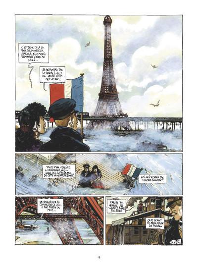 Page 2 le mystère Tour Eiffel