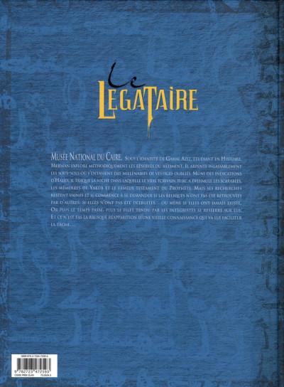 Dos le légataire tome 5 - le testament du prophète