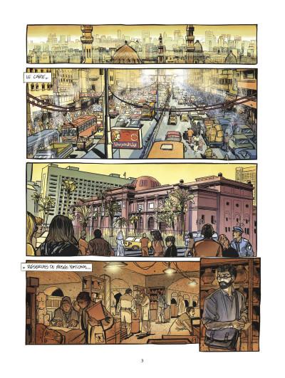 Page 1 le légataire tome 5 - le testament du prophète