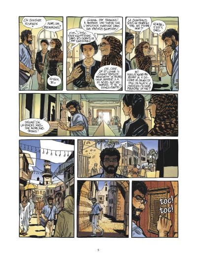 Page 3 le légataire tome 5 - le testament du prophète