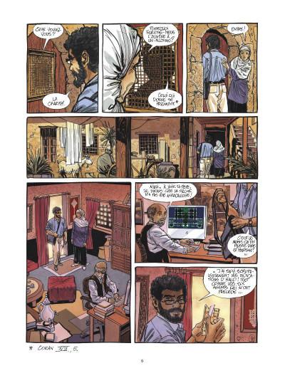 Page 4 le légataire tome 5 - le testament du prophète