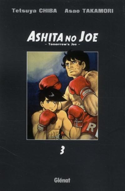Couverture Ashita no Joe tome 3