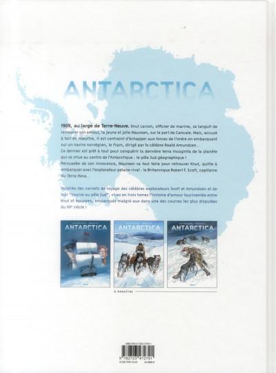 Dos Antarctica tome 1