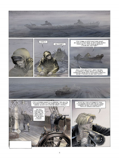 Page 3 Antarctica tome 1