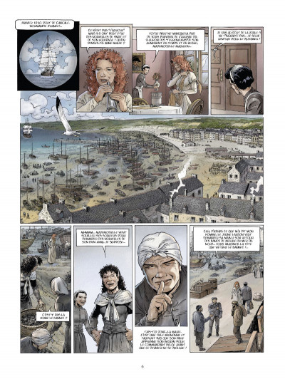 Page 4 Antarctica tome 1