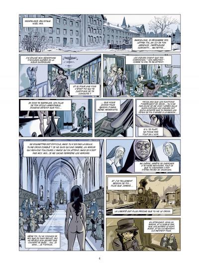 Page 2 curiosity shop tome 1 - 1914 le réveil