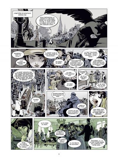 Page 4 curiosity shop tome 1 - 1914 le réveil