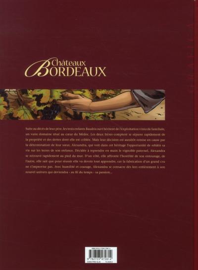 Dos Châteaux Bordeaux tome 1