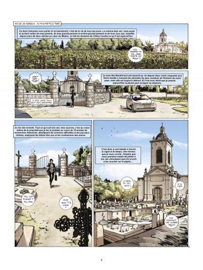 Page 2 Châteaux Bordeaux tome 1