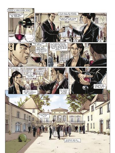 Page 3 Châteaux Bordeaux tome 1