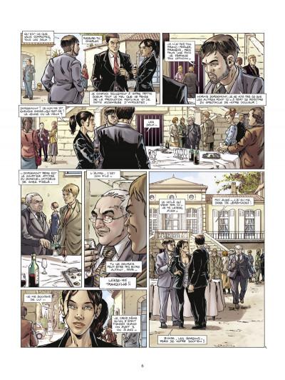 Page 4 Châteaux Bordeaux tome 1