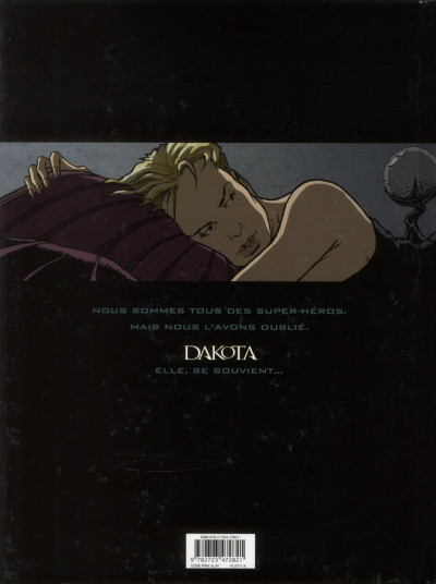 Dos Dakota tome 1