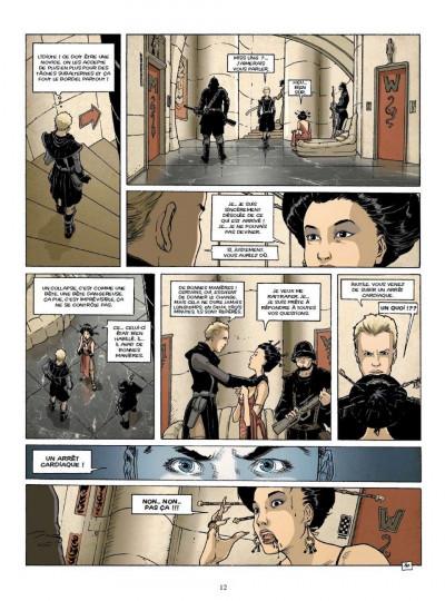 Page 0 Dakota tome 1