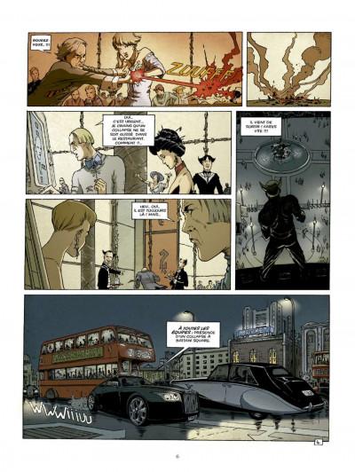 Page 4 Dakota tome 1