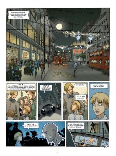 Page 5 Dakota tome 1