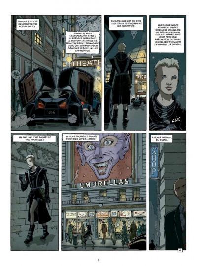 Page 6 Dakota tome 1
