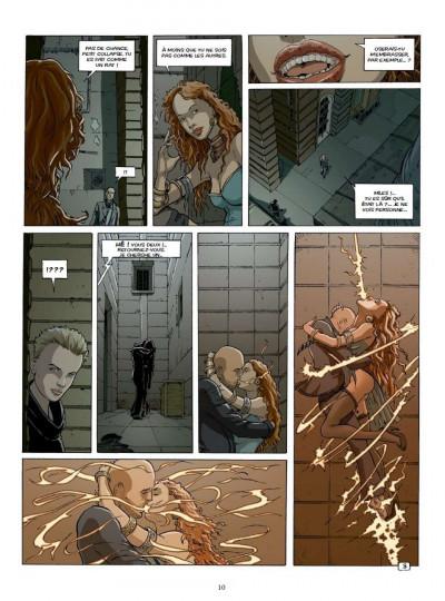 Page 8 Dakota tome 1