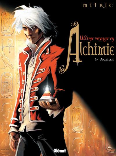 image de l'ultime voyage en alchimie tome 1 - Adrian