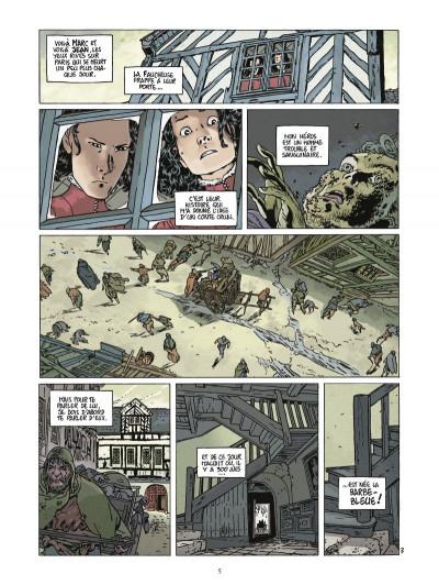 Page 3 l'origine des contes ; la barbe bleue