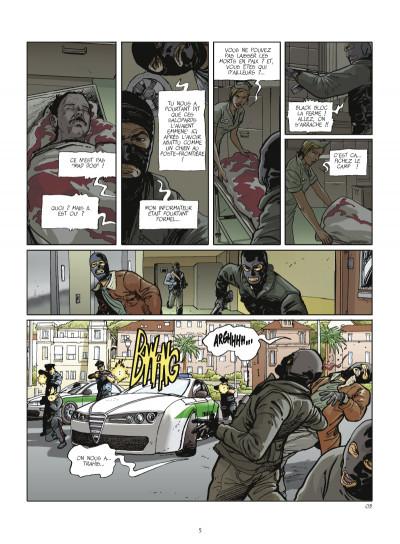 Page 3 terroriste tome 3 - Genève