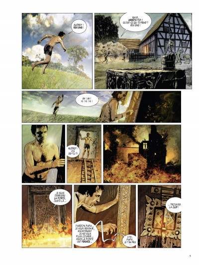 Page 4 Le syndrome d'abel tome 2