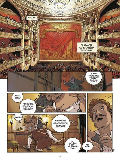 Page 1 l'origine des contes ; Pinocchio