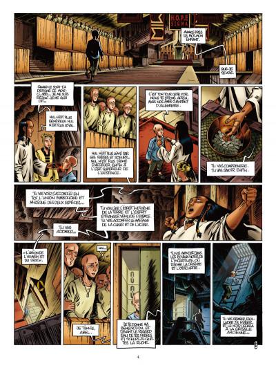 Page 2 H.O.P.E. tome 2 - le peuple de Joshua