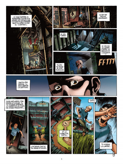 Page 3 H.O.P.E. tome 2 - le peuple de Joshua