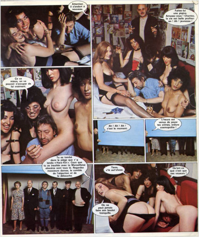 Page 2 les romans photo du professeur choron : réponse à tout