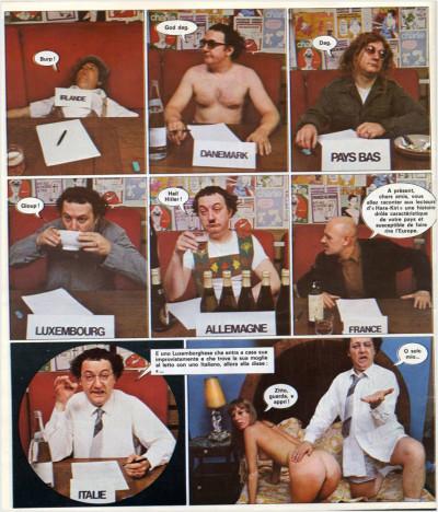 Page 4 les romans photo du professeur choron : réponse à tout