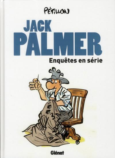 image de jack palmer ; enquêtes en série