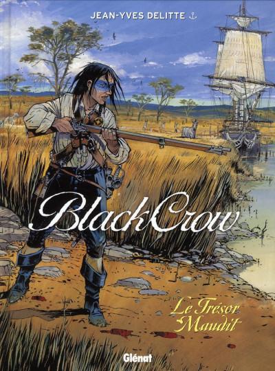 Couverture Black crow tome 2