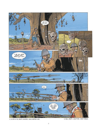 Page 2 Black crow tome 2