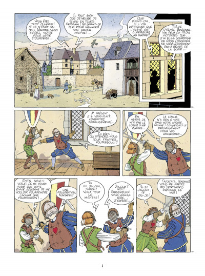 Page 1 masquerouge - intégrale tome 4 à tome 6