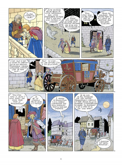 Page 4 masquerouge - intégrale tome 4 à tome 6
