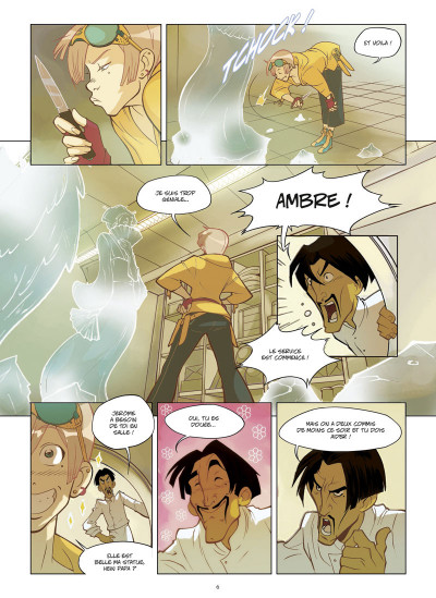 Page 4 lord of burger tome 1 - intégrale tome 1 et tome 2 petit format