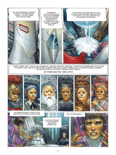 Page 2 Segments pack des 3 tomes