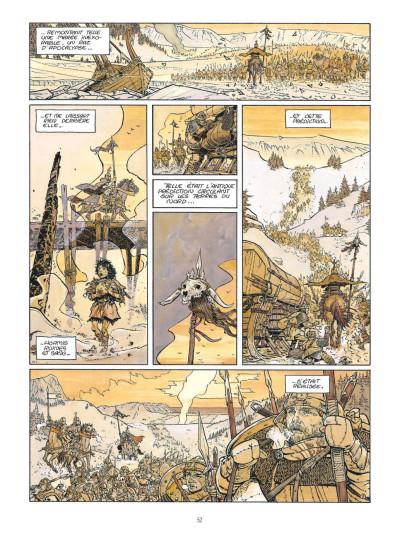 Page 2 les écluses du ciel - intégrale tome 4 à tome 7
