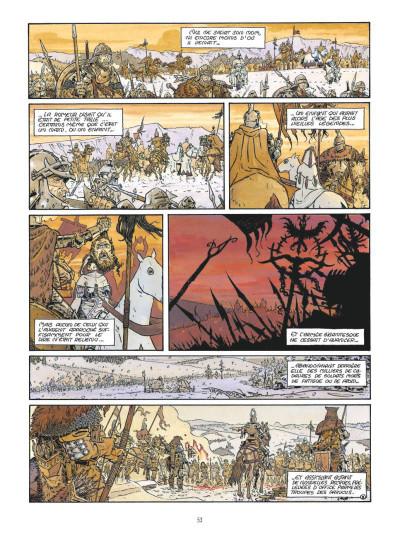 Page 3 les écluses du ciel - intégrale tome 4 à tome 7