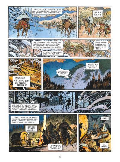 Page 4 les écluses du ciel - intégrale tome 4 à tome 7