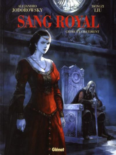 image de sang royal tome 2 - crime et châtiment