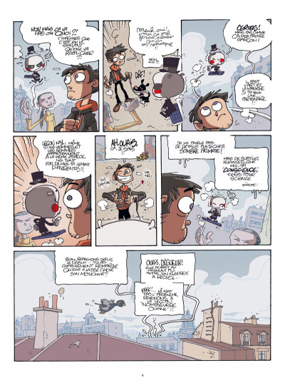 Page 2 toi & moi et ma conscience tome 1 - 1+1=1